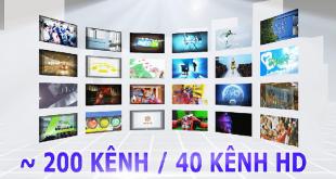 Lắp truyền hình cáp SCTV Hà Nội