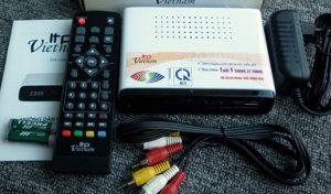 Giảm giá đầu thu kỹ thuật số DVB T2