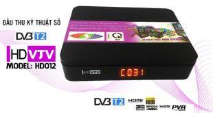Giảm giá đầu thu kỹ thuật số DVB T2 mới nhất