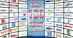 Bảng giá truyền hình cáp SCTV