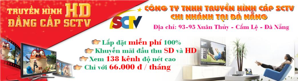 SCTV Đà Nẵng - Chi Nhánh truyền hình cáp SCTV
