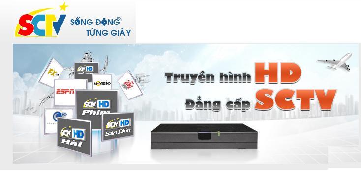 Thủ tục lắp đặt truyền hình cáp SCTV cho khách hàng tại Hà Nam