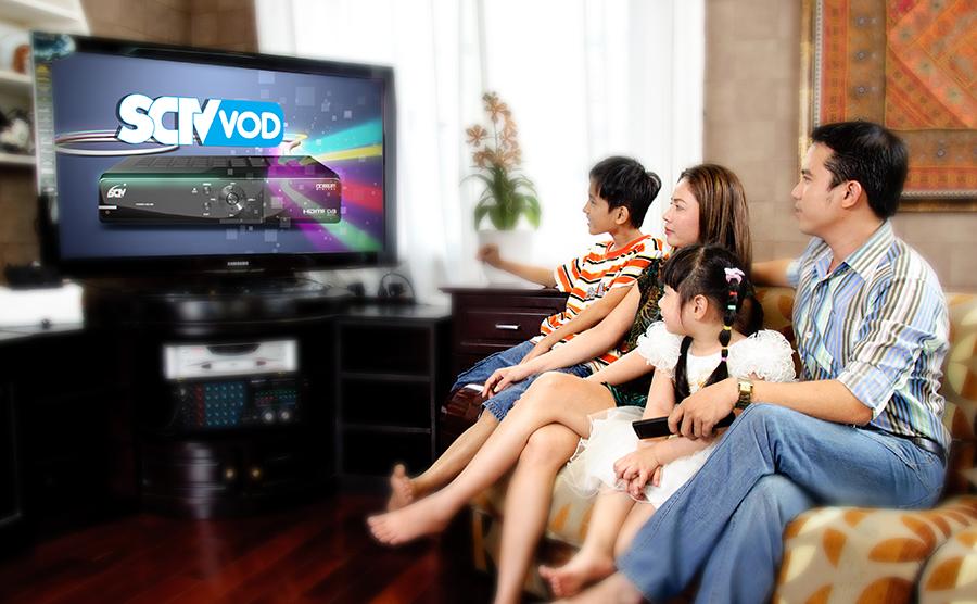 Thủ tục lắp đặt truyền hình cáp SCTV tại Gia lai