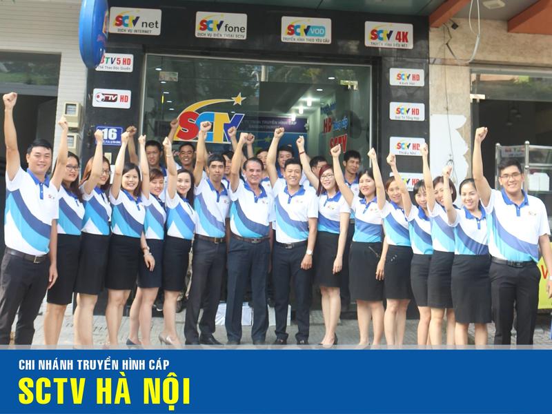 Các cách khác để liên hệ với SCTV Hà Nội